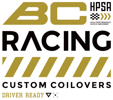 BC Racing Custom Coilovers Driver Ready
